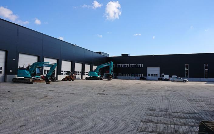 Fra mega Strömstad Stålbygg – En solid byggpartner innen stålbygg PE-27